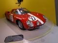 Eindrücke aus dem Ferrari-Museum.
