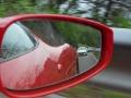Ferrari im Spiegel.
